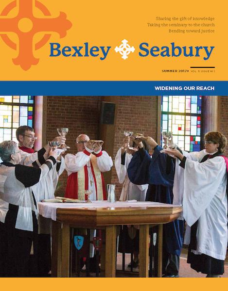 Bexley Seabury 2017 - Magazine Widening Our Reach