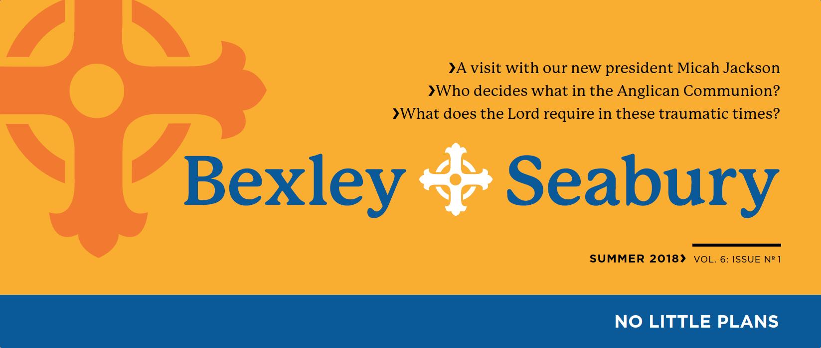 Bexley Seabury 2018 Magazine